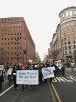 jews march for justice
