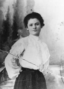 Clara Lemlich c. 1910