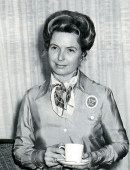Phyllis Schlafly, Republican National Convention, Detroit, Michigan 1980.