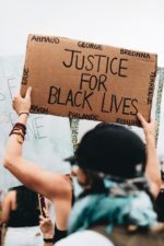 A Black Lives Matter Protest Image